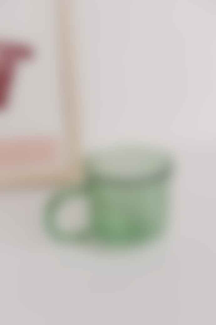 Ajouter Monica Double Layered Mug Available In Green Pink Mustard Teal And Black