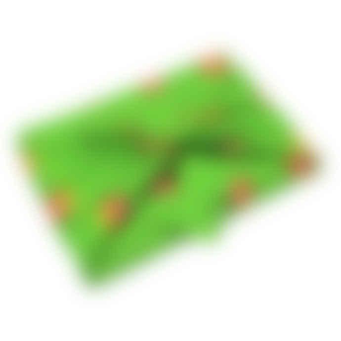 Battle Green Reusable Gift Wrap