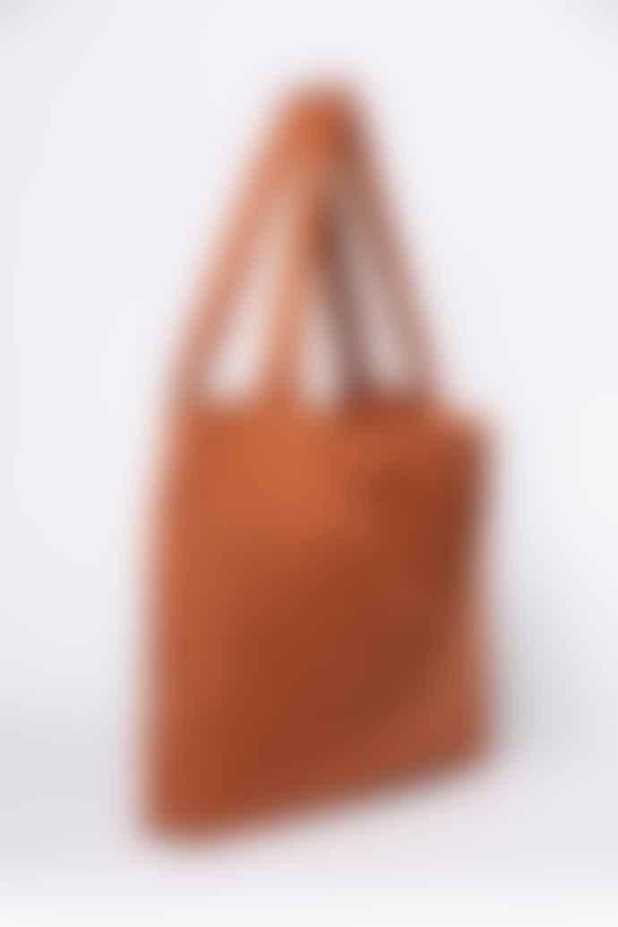 Studio Noos Rust Puffy Mom Bag