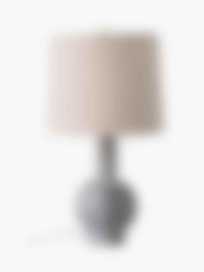 Bloomingville Table Lamp Grey