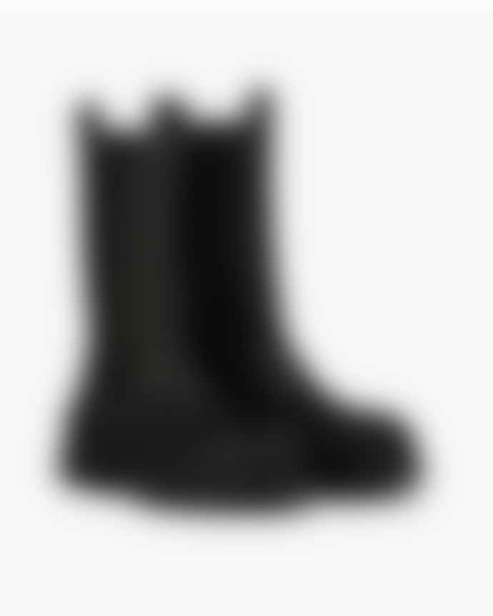 Another-Label Black Marte Chelsea Boot