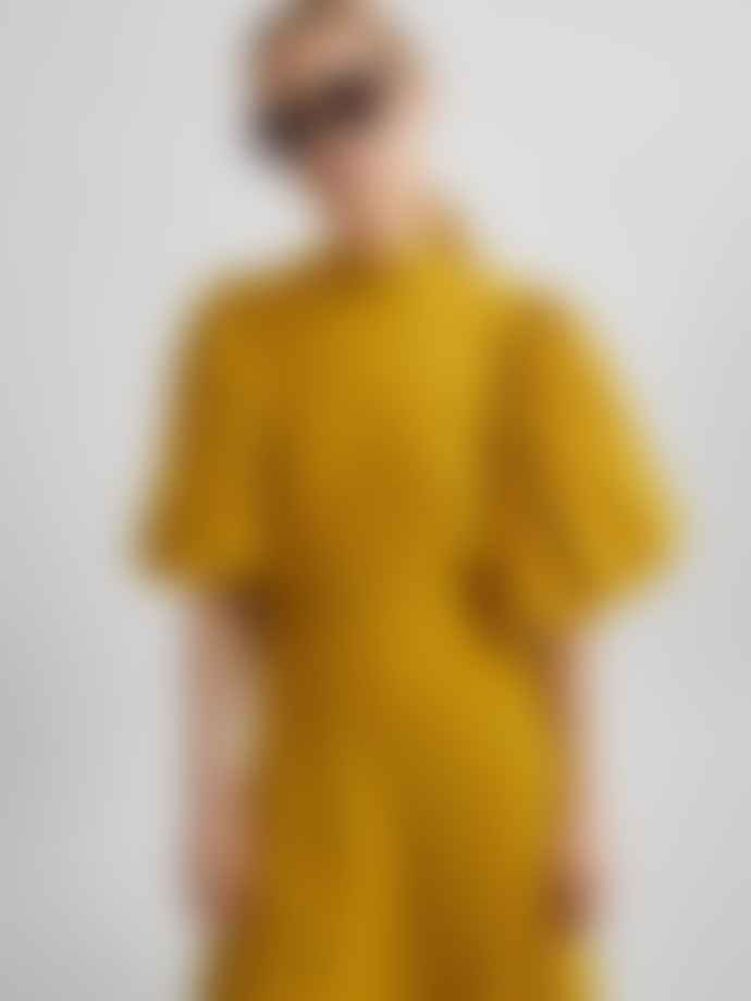 Selected Femme Checkie 2/4 Ankle Dress Arrowwood / Black Check