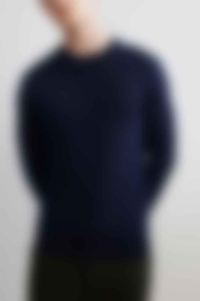 NN07 Ted Knit Navy Blue