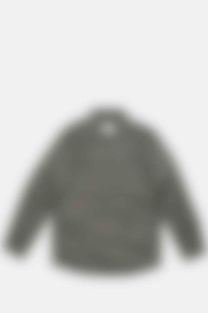 NN07 Columbo Primaloft Overshirt Dark Army