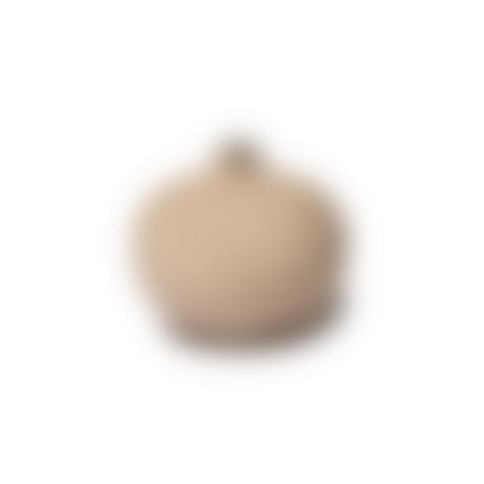 Lindform Small Bari Vase In Dark Sand