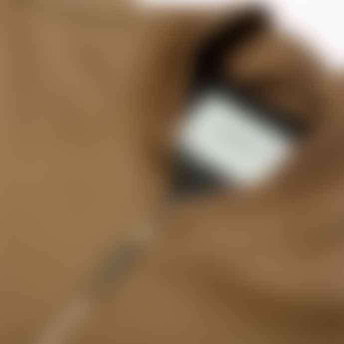 Carhartt Vest Canvas Rigid Hamilton Brown