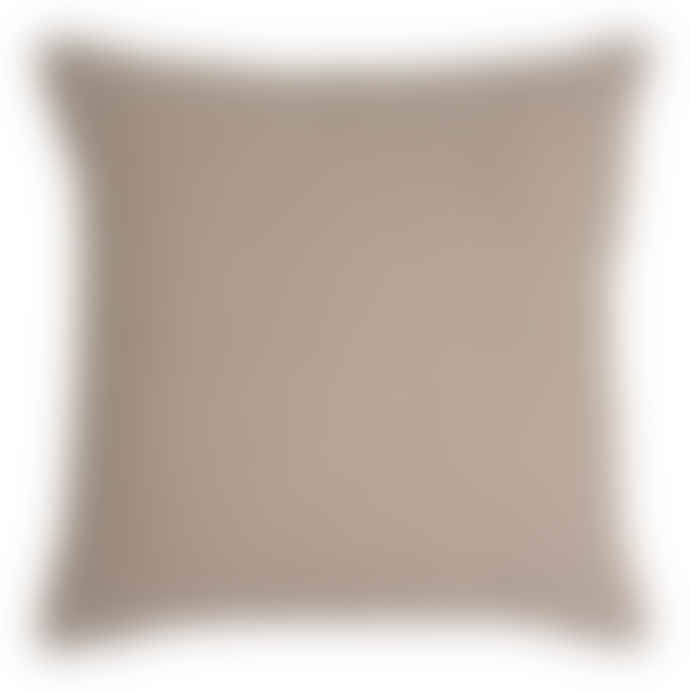 Wallace Cotton Queen Bee Square Cushion Navy