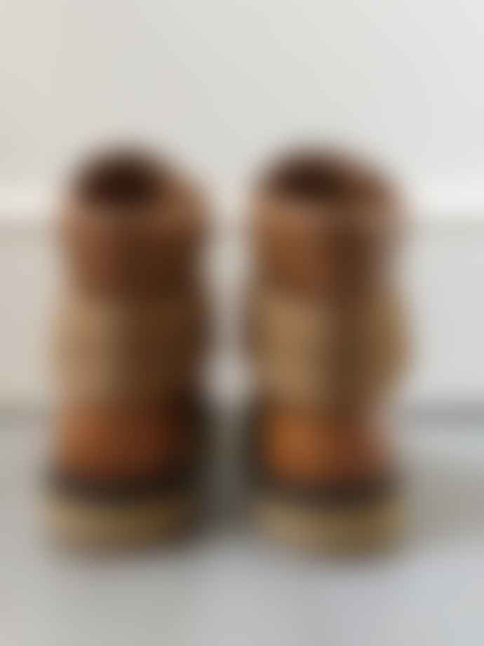See by Chloe Eileen Taupe Suede Leather Hiker Boots