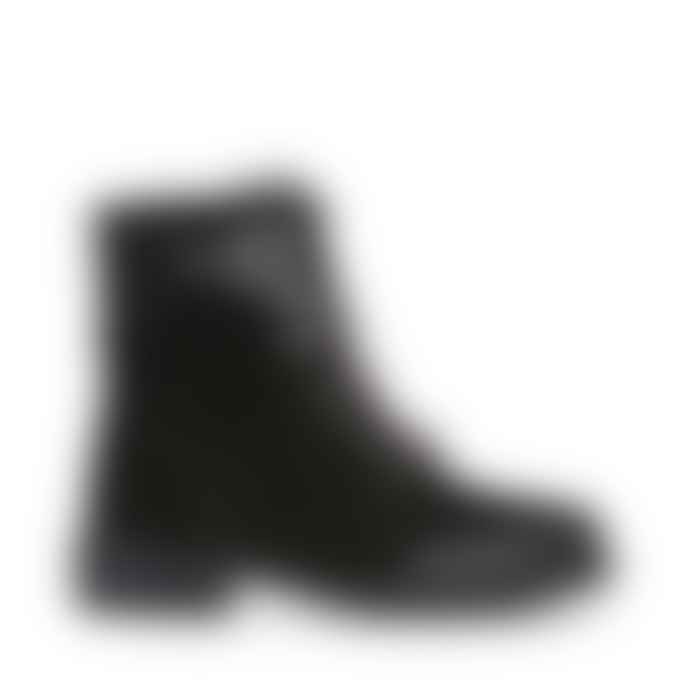 EMU Australia  Emu Waldron Waterproof Lace Up Boot Black Suede
