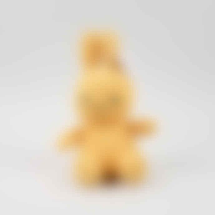 Miffy Miffy Corduroy Soft Toy 24 cm- Yellow, Grey ,Orange, white, pink, green, brown,bright pink, Buttercream, Pumpkin