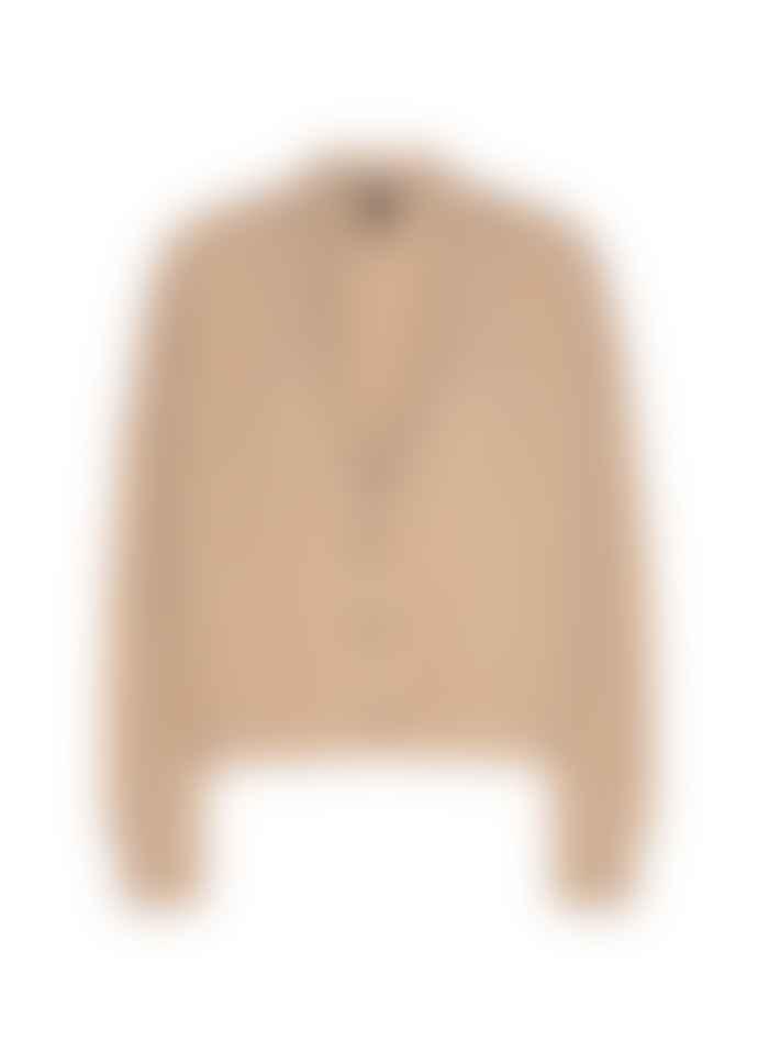 Soya Concept Nasja Cardigan In Sand