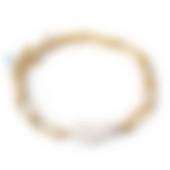 Enamel Copenhagen Viola Bracelet Pearl