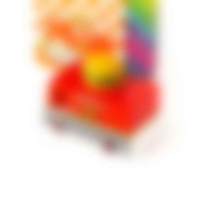 Candy Lab Candyvan Hamburger Van