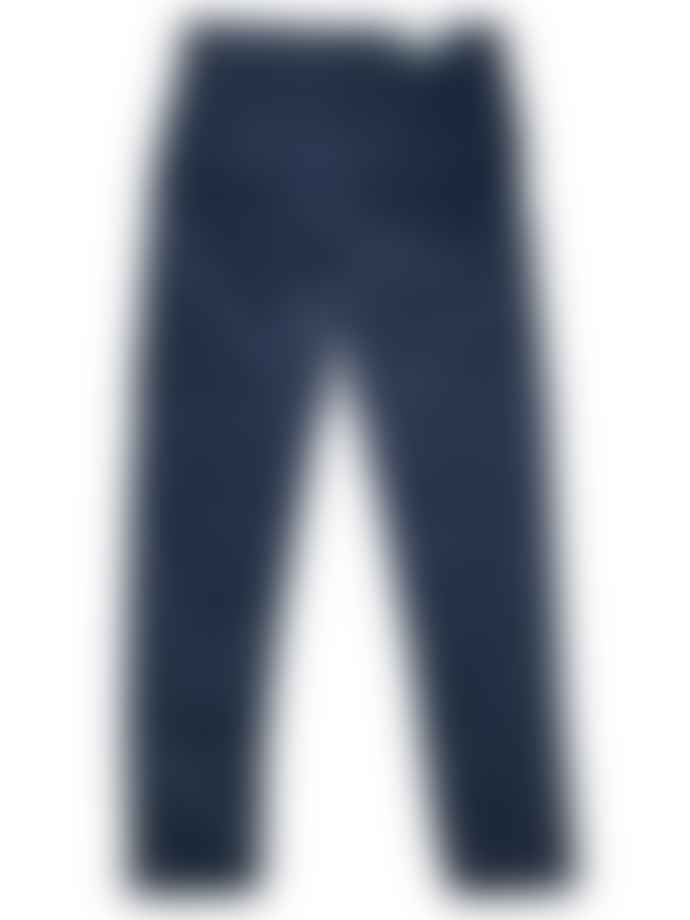 Selected Homme Navy Slim Fit Corduroy Trousers