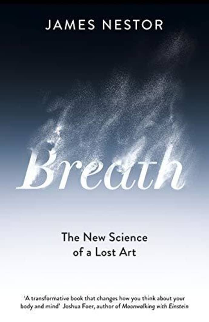 Trouva: Respire la nueva ciencia de un libro de arte perdido de James Nestor