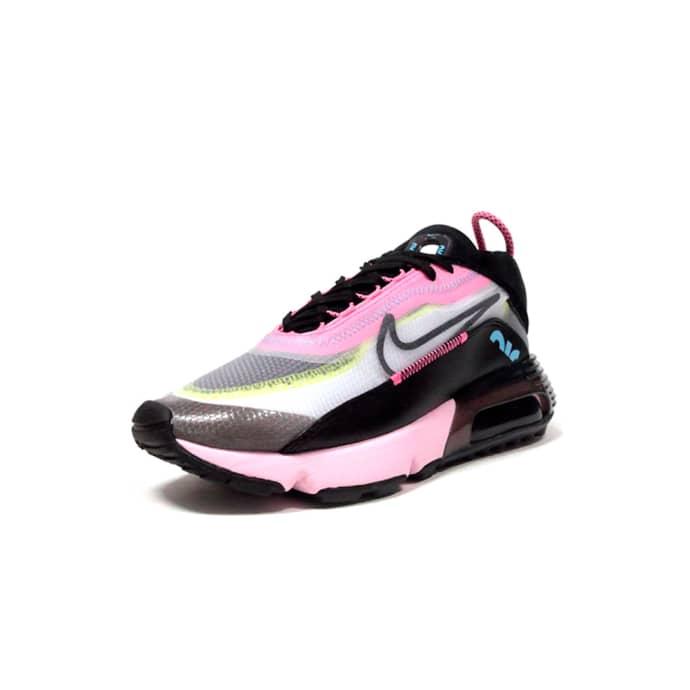 Nike Air Max 2090 Schuhe Wmn (white/black pink foam lotus