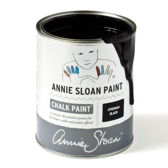 Annie Sloan 1L Athenian Black Chalk Paint