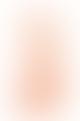 Lex Pott Twist Candle Fluo Orange